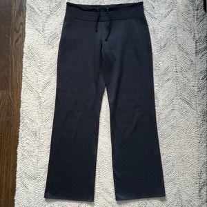 Columbia Titanium Black Joggers w/ Fleece L
